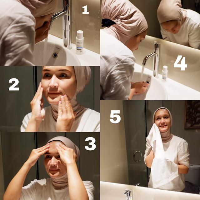 erha facial wash