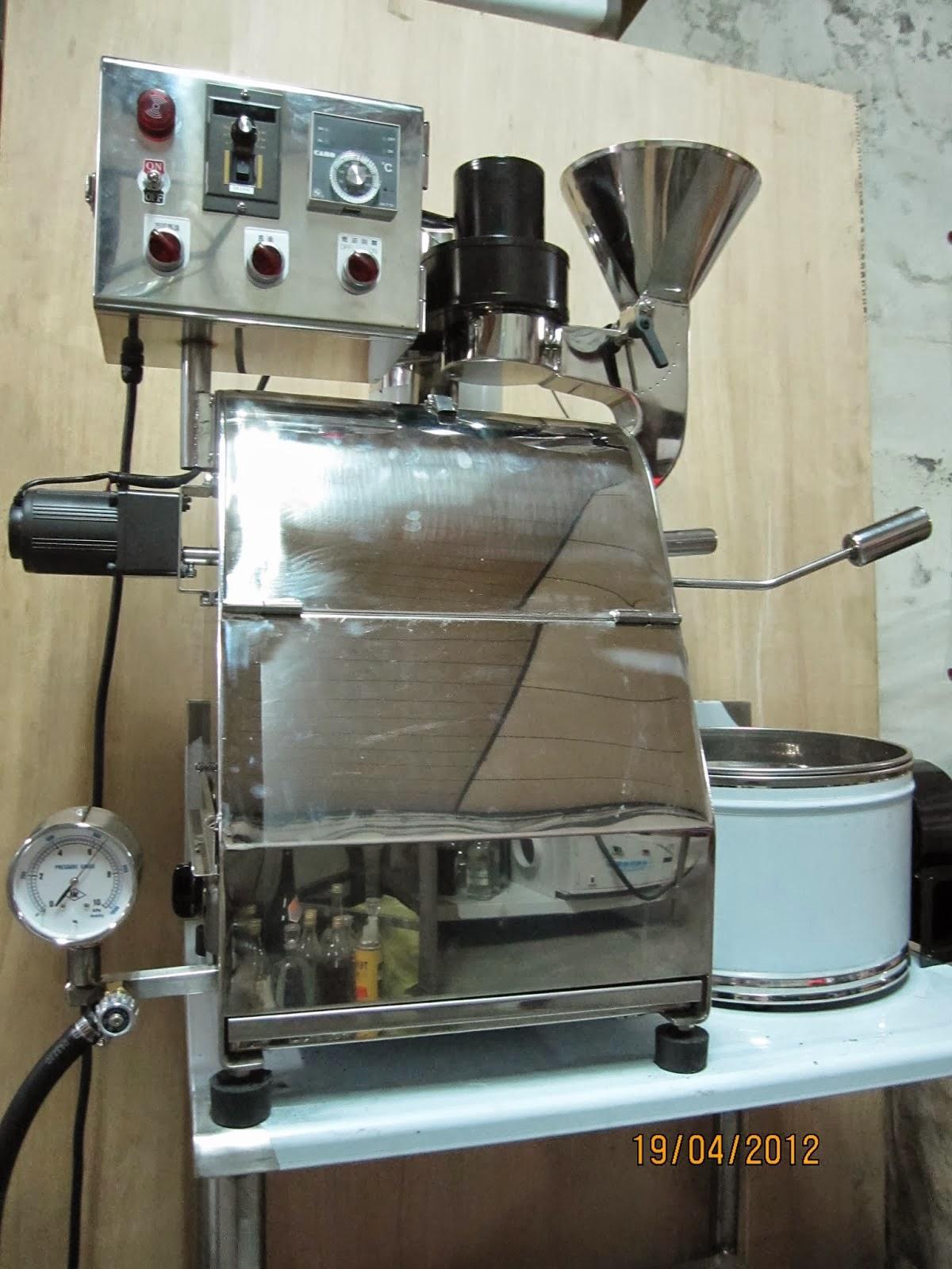【咖啡·二手】二手咖啡烘豆機 – TouPeenSeen部落格