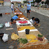Corpus Christi: Tapetes são confeccionados em Mairi