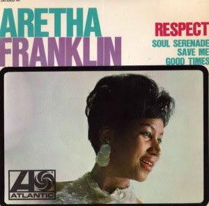 ARETHA FRANKLIN – Respect - Ep