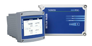 total organic carbon TOC analyzer for water and purified water
