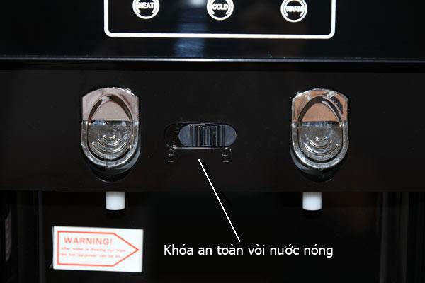 thông số kỹ thuật Cây nước nóng lạnh của nhật FujiE WD1500E chính hãng