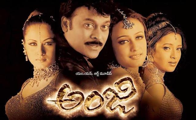 Anji Telugu movie script analysis