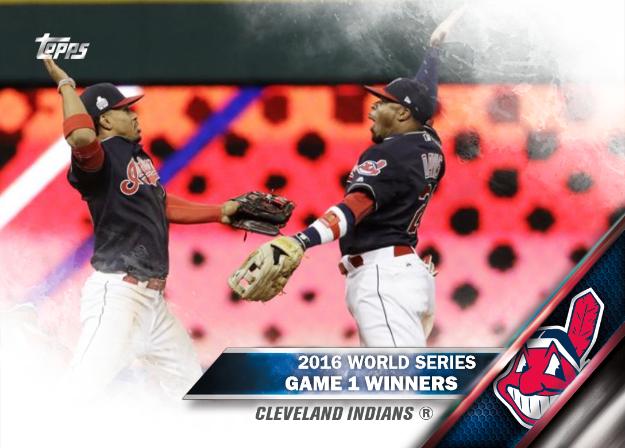 World Series – Game 1 Winners!