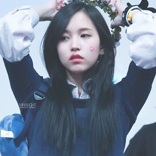 Foto Cute Mina Twice Terbaru