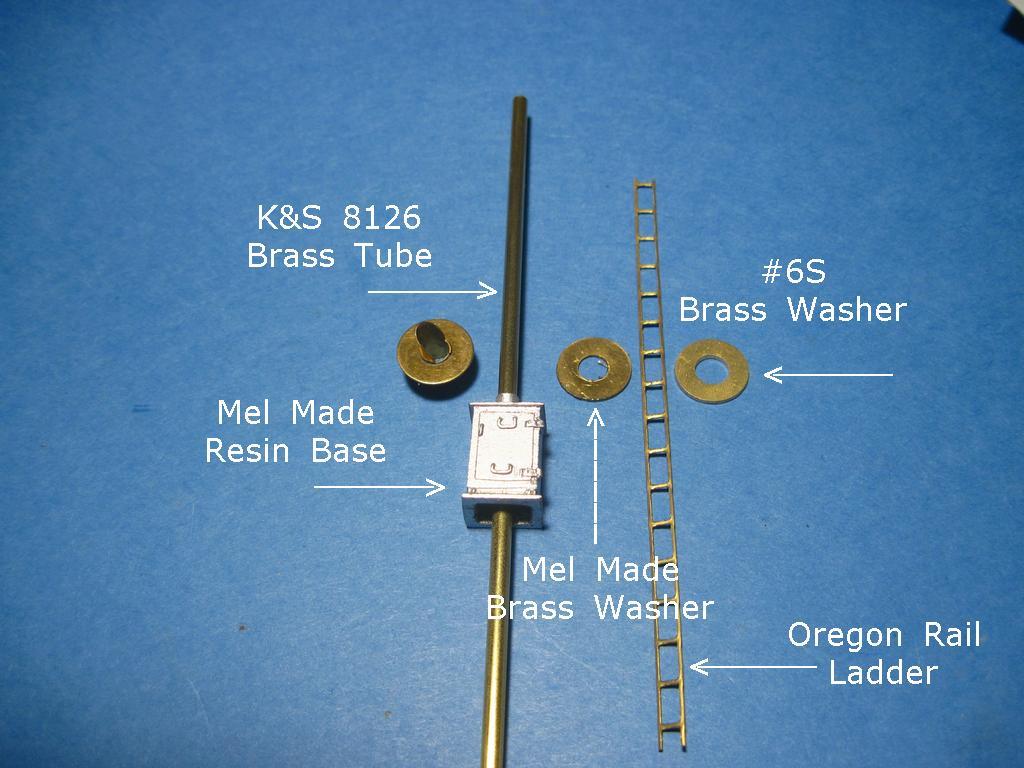 Homemade Signals Model Railroader Magazine Railroading Railroad Wiring Train Layout Layouts Brass