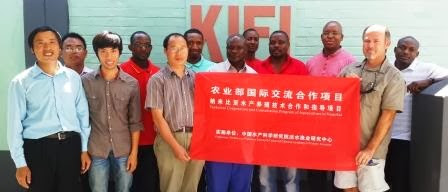 Masters in Fishery Science Study Opportunity in China for Namibians...!!!