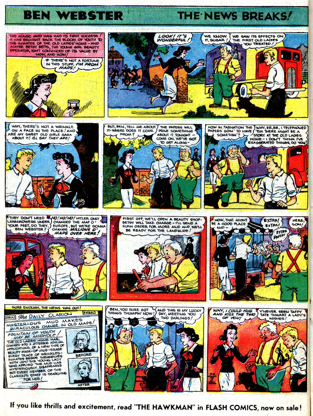 Read online All-American Comics (1939) comic -  Issue #14 - 30