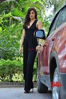 Sakshi Chaudhary in beuatiful black Deep neck Top and trousers at oollo pelliki kukka ~  Exclusive Galleries 033.jpg