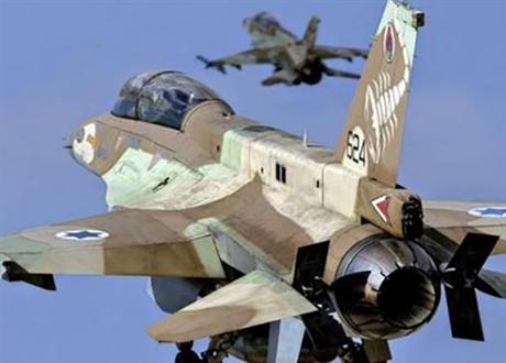 Israel Bakal Gelar Manuver Udara Terbesar