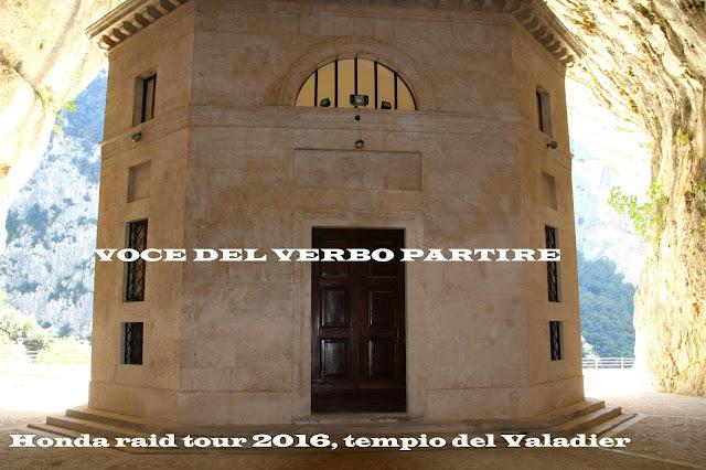TEMPIO DEL VALADIER ENTROTERRA MARCHIGIANO