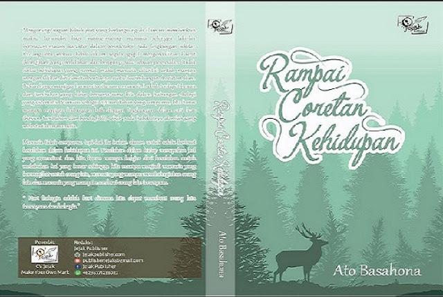 Begitu Bahagia Saat Penerbit Buku Jejak Publisher Mengirim Desain Cover Untuk  Direview