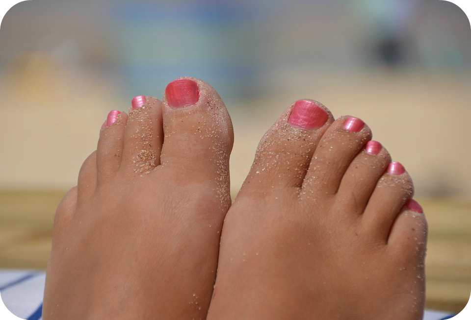 4 top tips to give yourself the perfect pedicure
