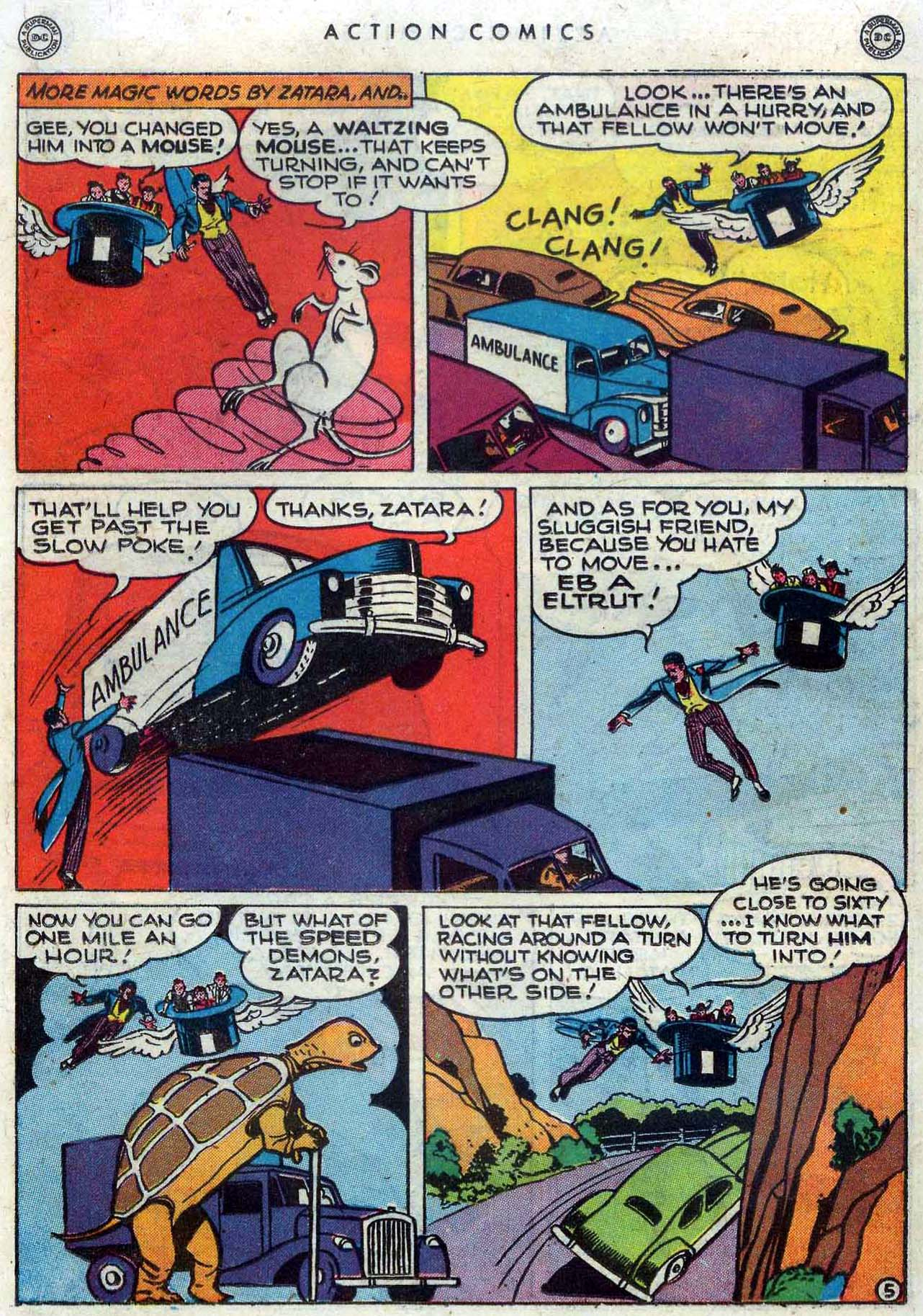 Read online Action Comics (1938) comic -  Issue #110 - 22