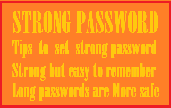 http://www.wikigreen.in/2020/02/how-to-set-strong-password-important.html