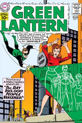 Green Lantern (1960) #7 Cover
