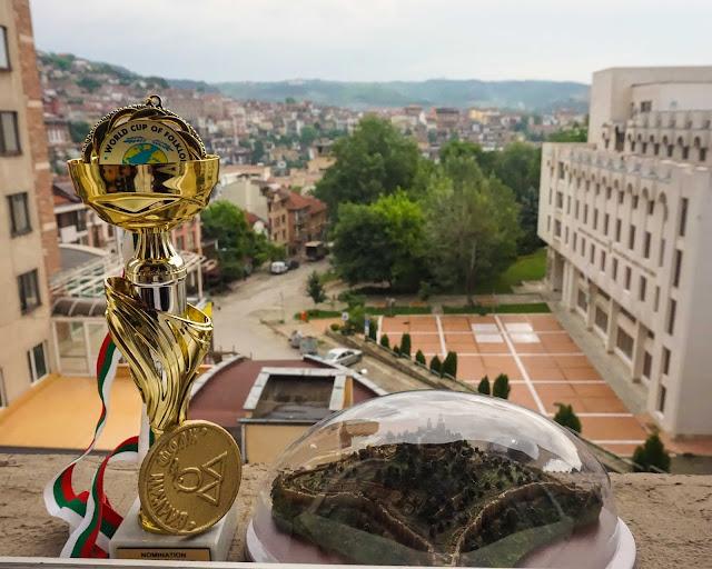 Penghargaan The World Cup of Folklore Bulgaria (3). Source: jurnaland.com