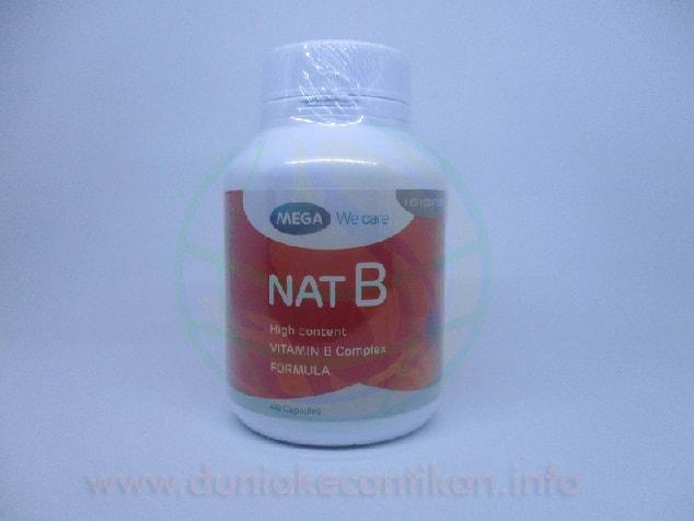 Nat B Formula Vit B Paling Komplit Untuk Kesehatan Saraf