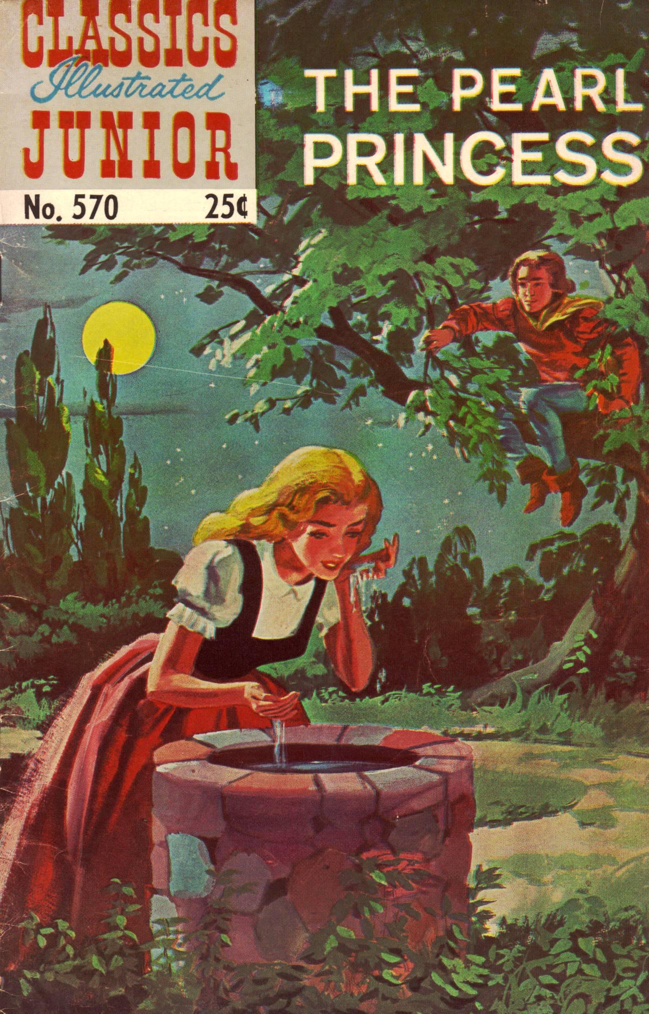 Classics Illustrated Junior 570 Page 1