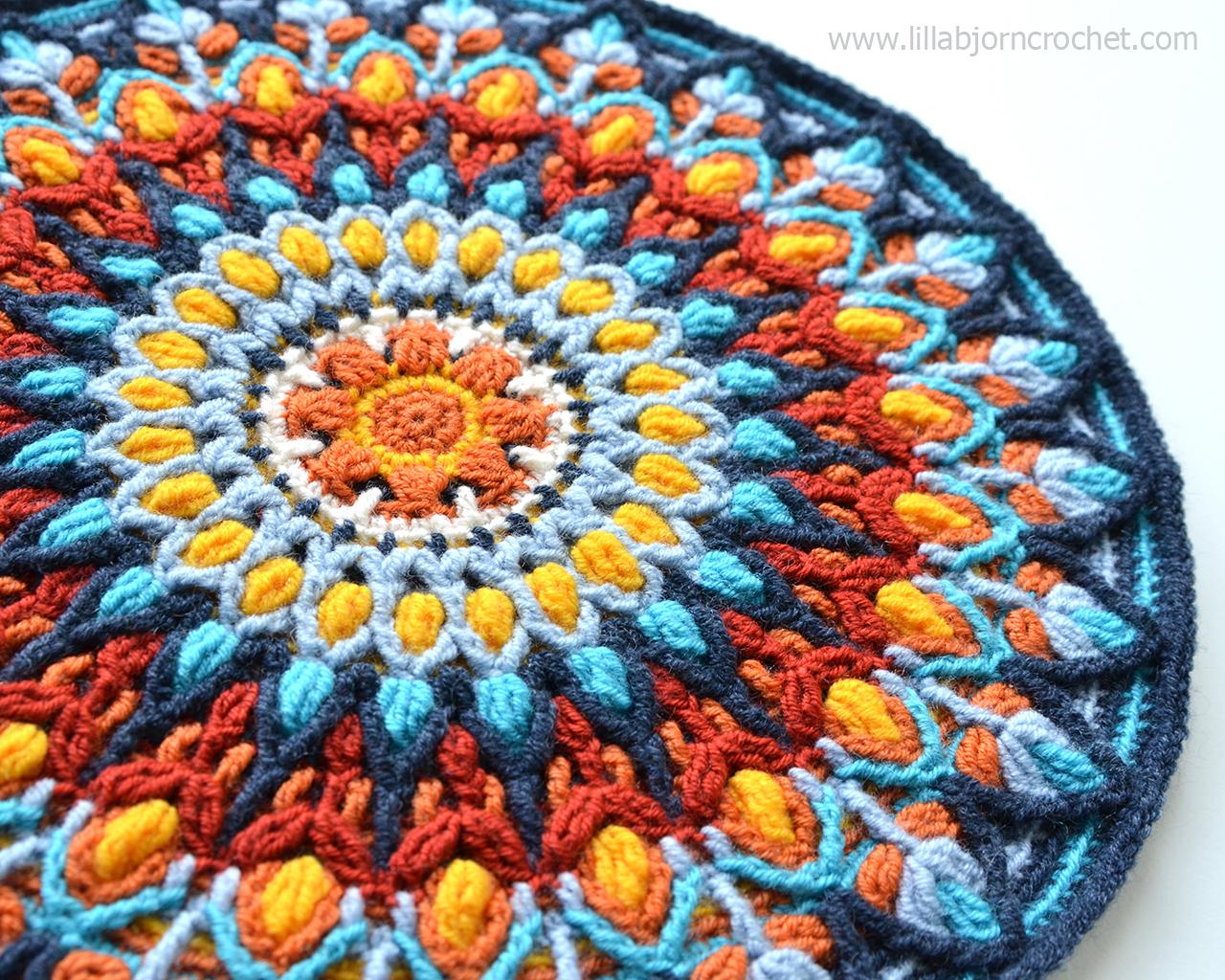 Spanish Mandala Create Your Own Sun LillaBjrns