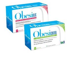 Prueba obesibloc u OBesicontrol para ayudarnos a perder peso