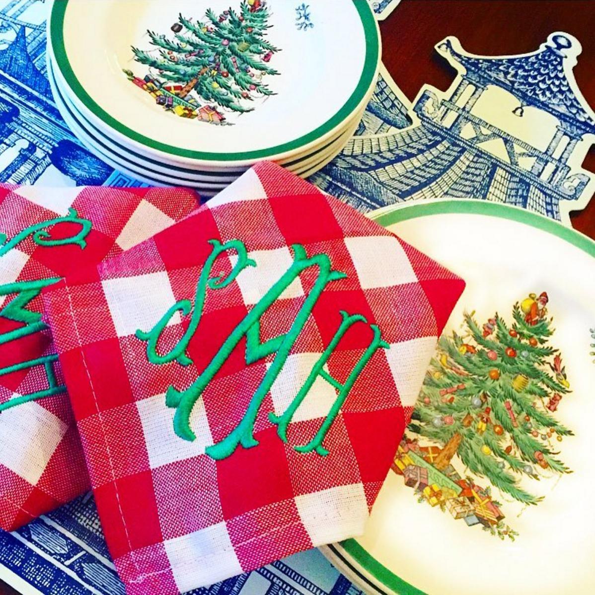 Spode Christmas Tree History: A Christmas Tradition