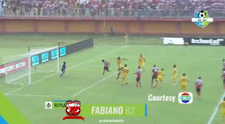 FT: Madura United vs Sriwijaya FC 3-0 Hasil Liga 1 Sabtu 7 April 2018