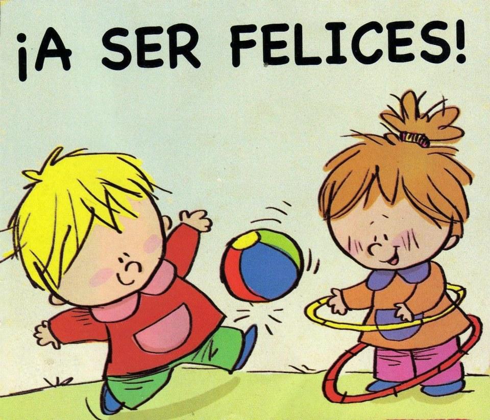 ser felices