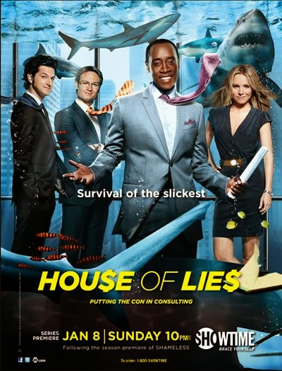 House of Lies Temporada 1 Español Latino