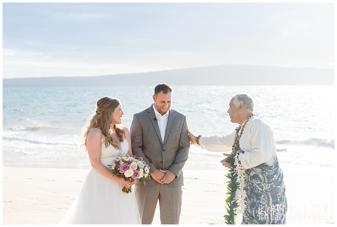 Maui Beach Elopement Photographer