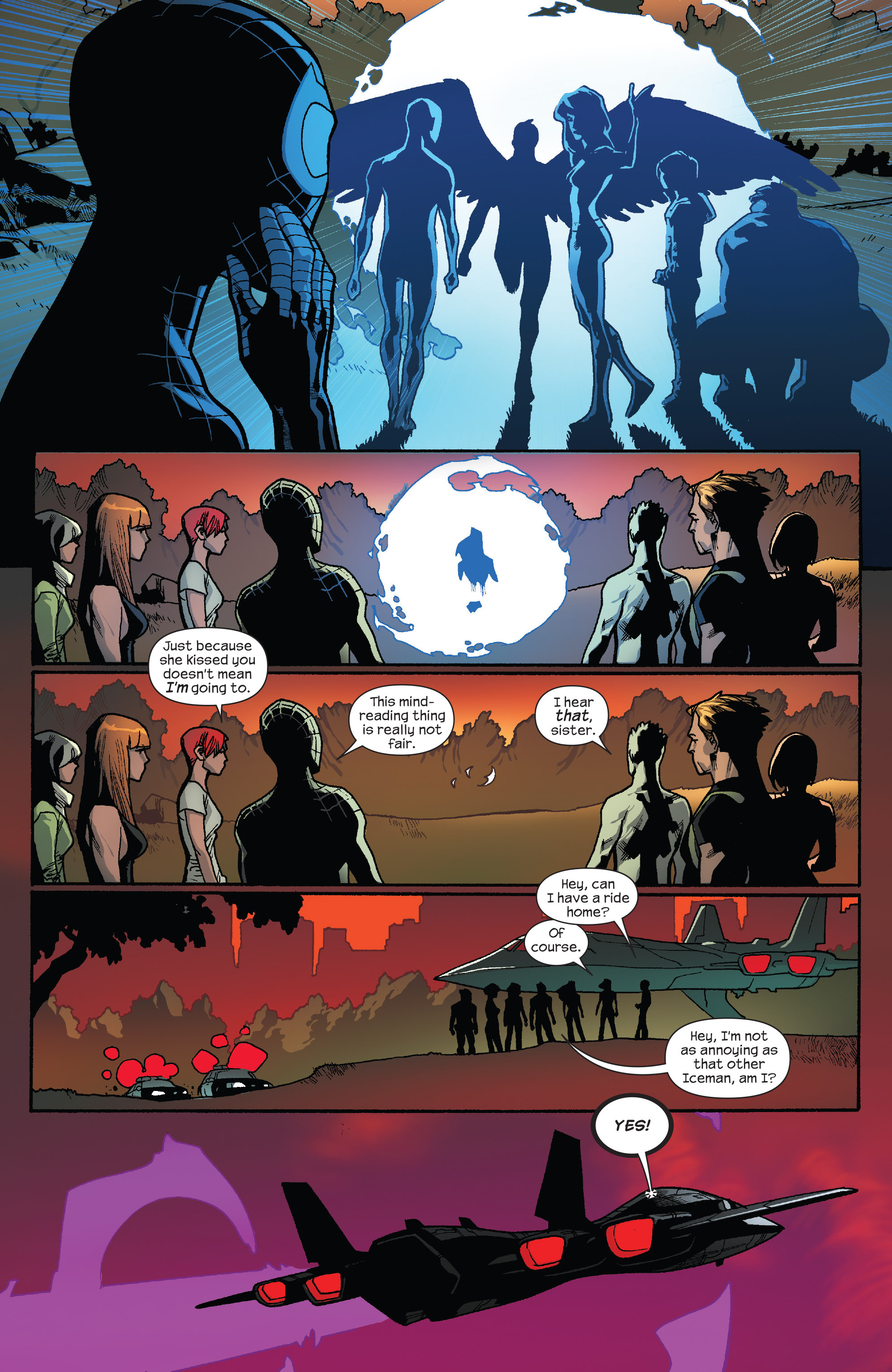 Read online All-New X-Men (2013) comic -  Issue #36 - 18