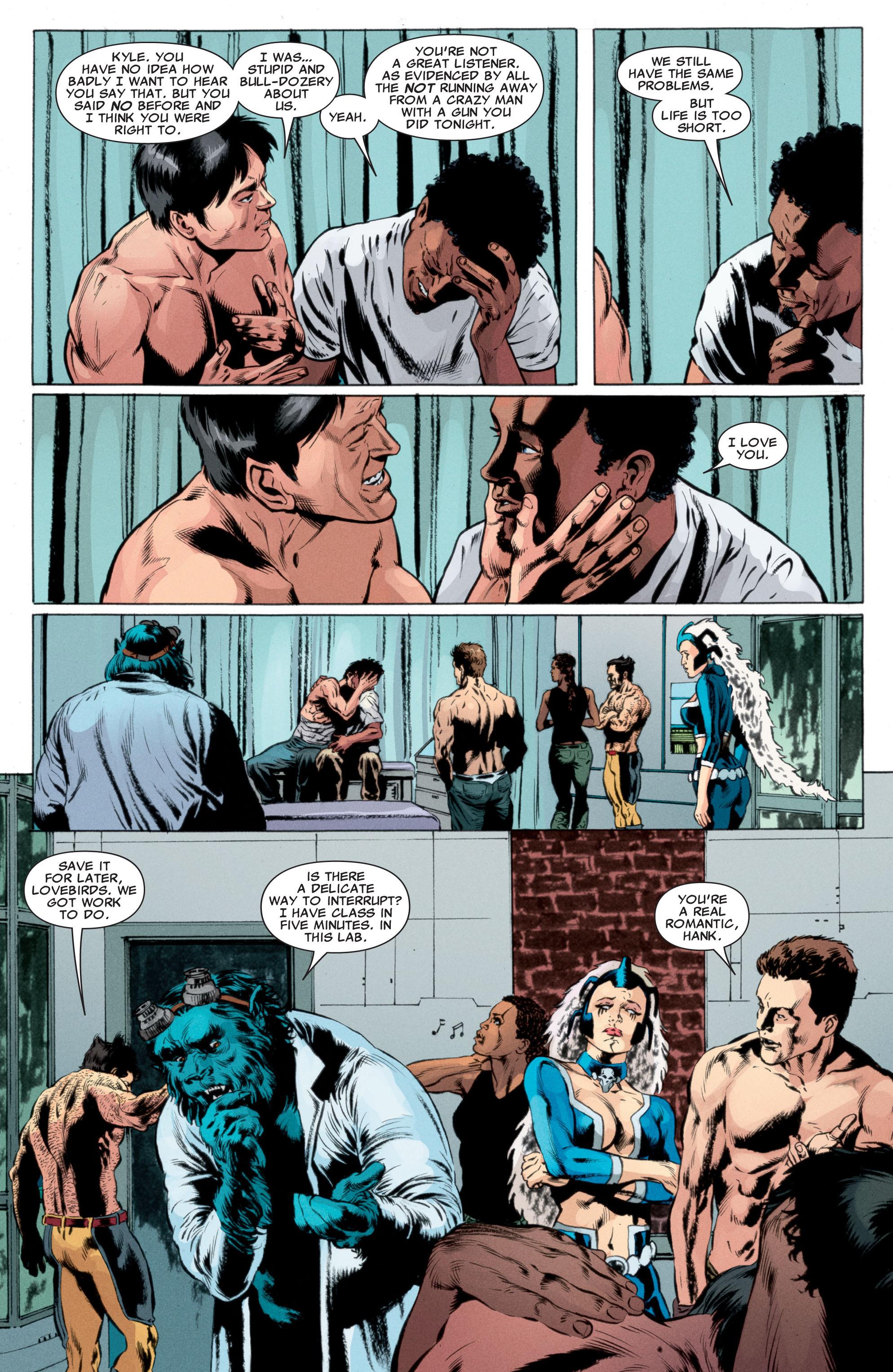Read online Astonishing X-Men (2004) comic -  Issue #51 - 13