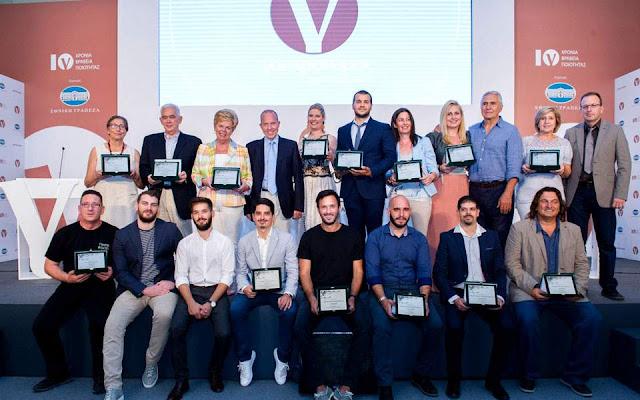 Οι χονδροελιές Δολιανών έκλεψαν την «παράσταση» στα βραβεία Βραβεία Ποιότητας του Γαστρονόμου