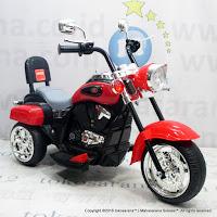 Motor Mainan Aki Junior TR1501 Moge