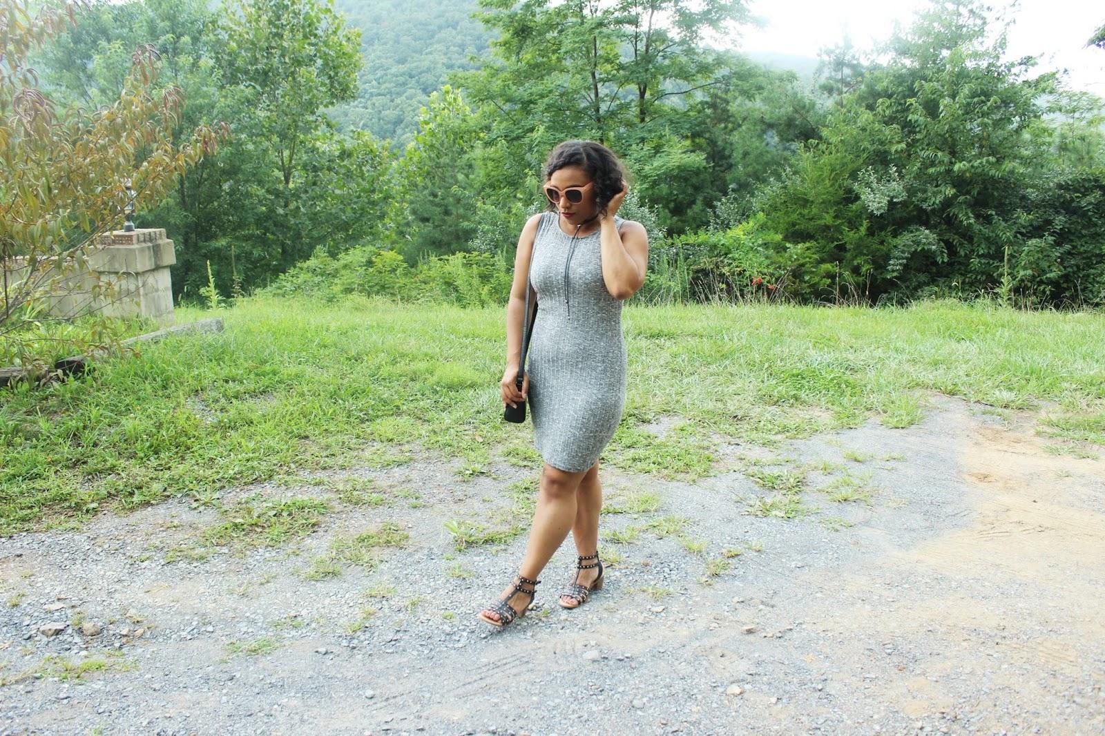 summer, countryside, city girl, dress, summer dress