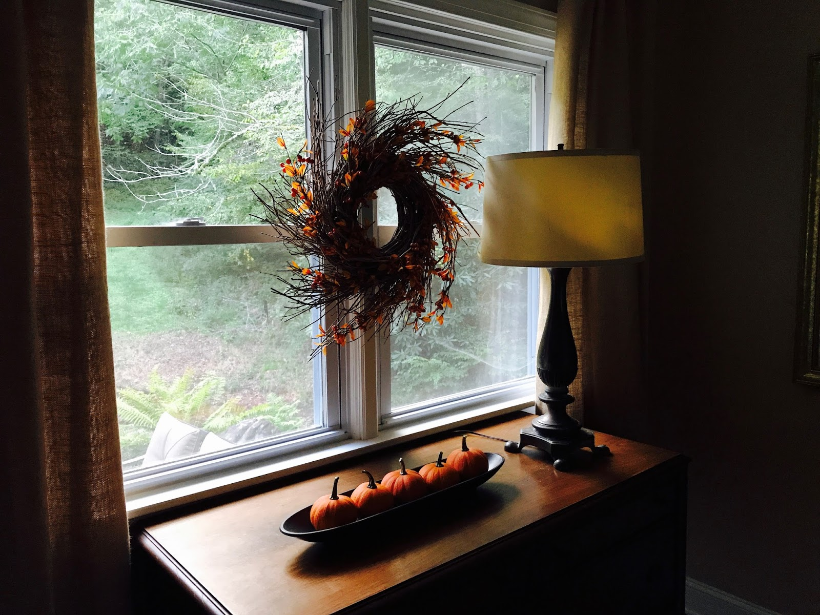 #fall #home #wreath