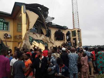 Ayefele's Building Demolition: Both Sides State Their Case