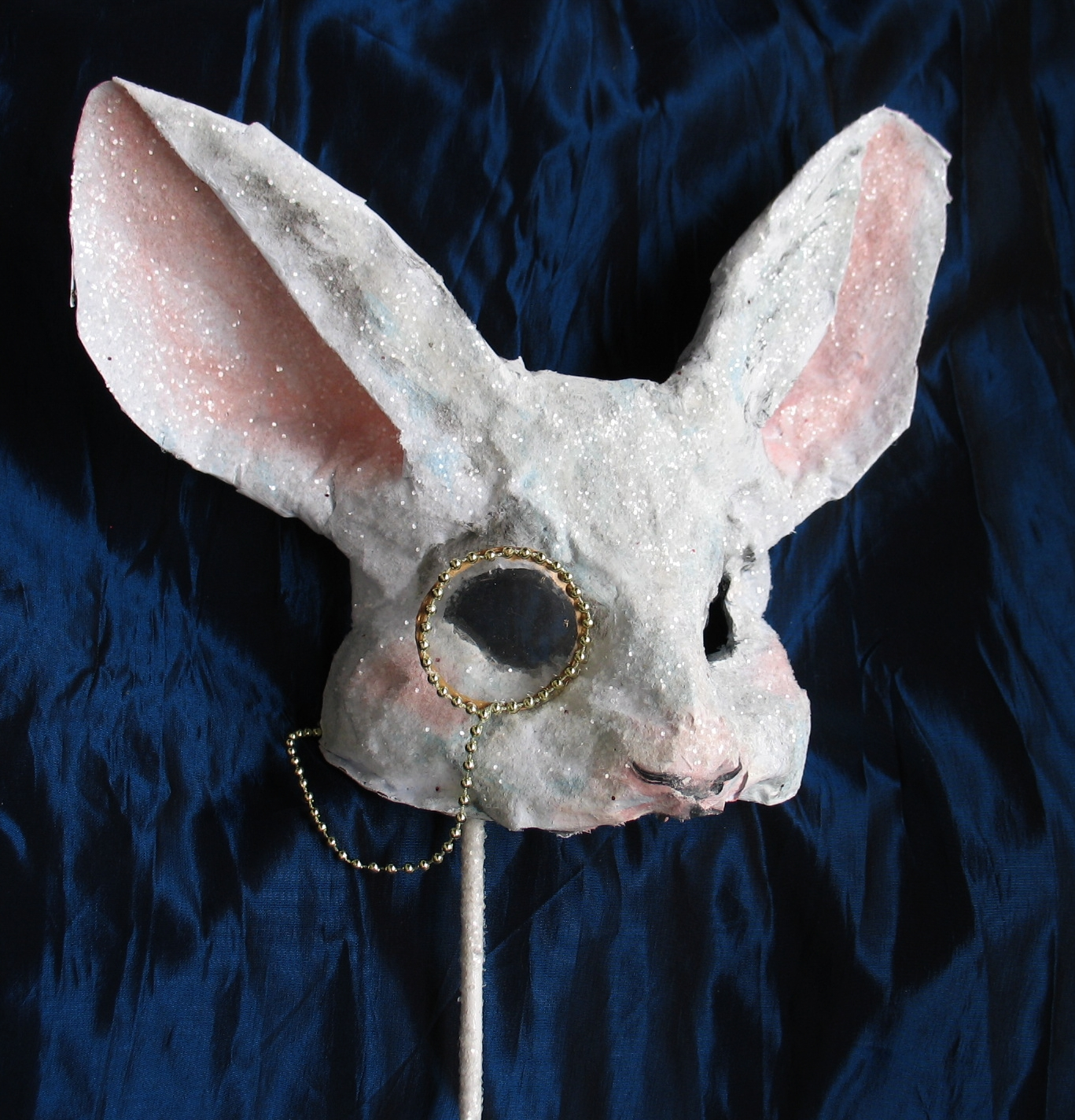 Adult Bunny Mask | Dolls Kill |Rabbit Face Mask