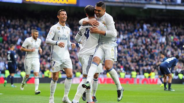 Prediksi Real Madrid vs Real Sociedad  Liga Spanyol