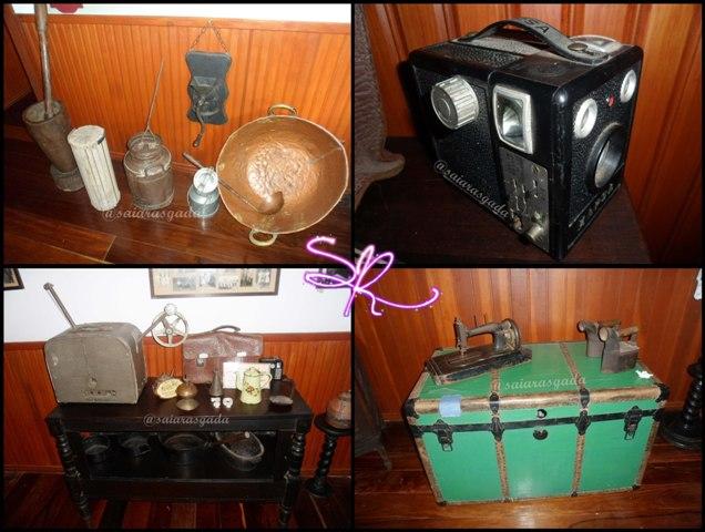 museu Hotel Buhler Visconde de Mauá filmadora moveis utensilios antigos começo século passado
