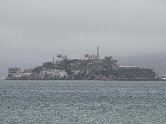 Sanfranciscoenunjourcalifornieusaalcatraz