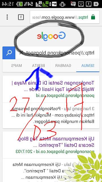 Update Penampakan yang Muncul di Google Search 27 Maret 2017