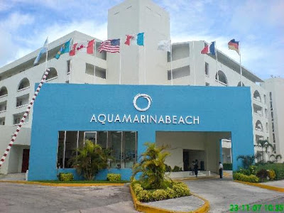 Aquamarina Beach Hotel - Cancun