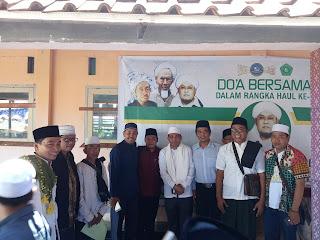 IKSASS Lombok Tengah Peringati Haul ke-7 Almagfurlahu KHR. Achmad Fawa'id As'ad
