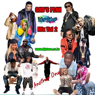 DJ LYTMAS - HIP HOP/TRAP MIX 2019 (GOD'S PLAN VOL 2) ft Drake,Cardi B,Nicki Minaj,Migos,Lil Wayne and Many More.