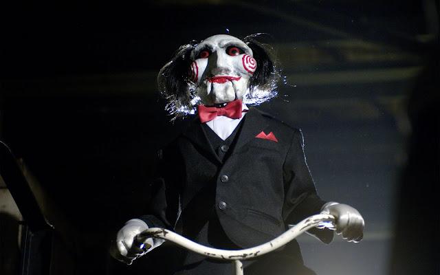 Personagens mais assustadores de filmes de terror