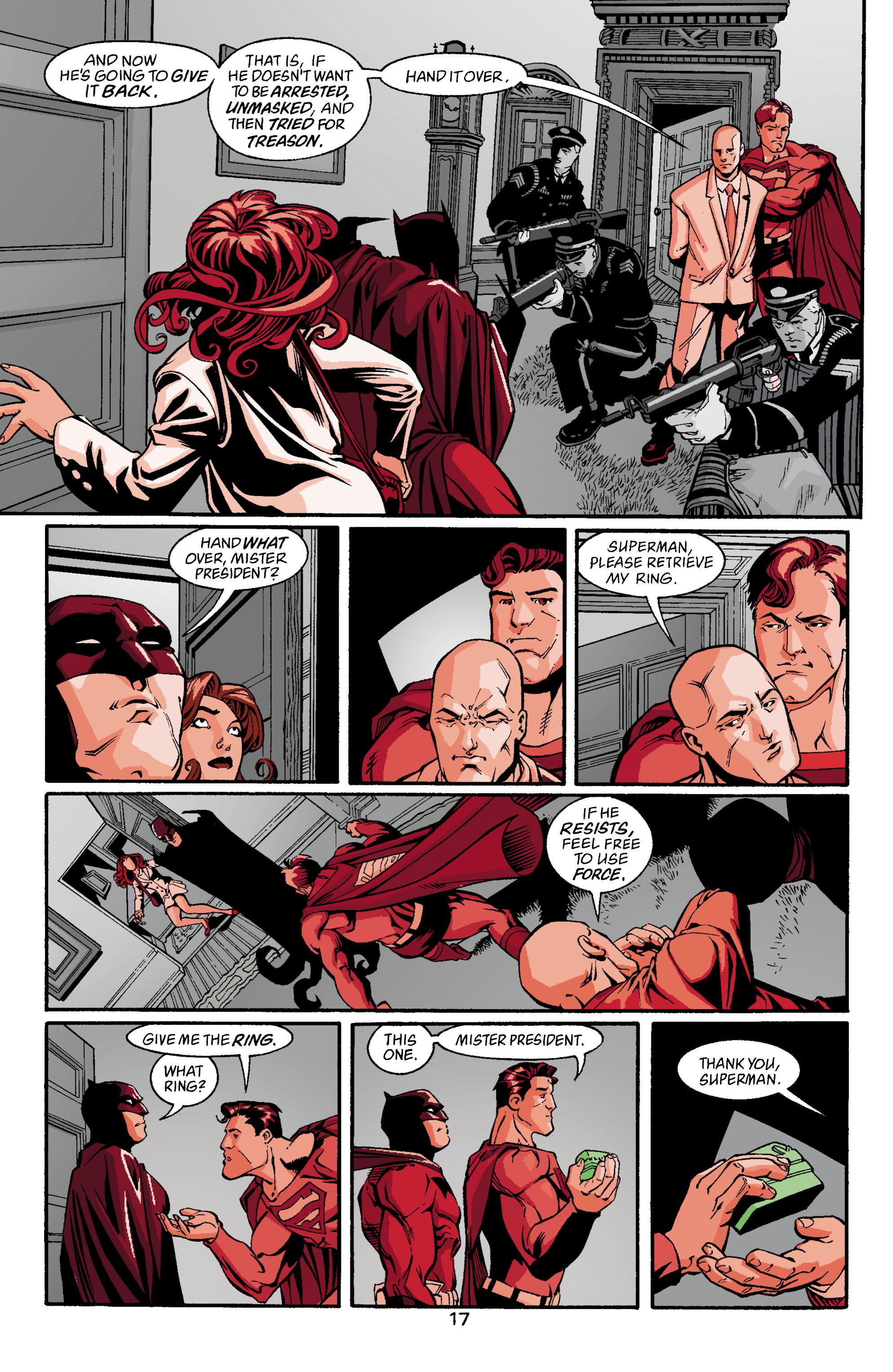 Detective Comics (1937) 756 Page 17