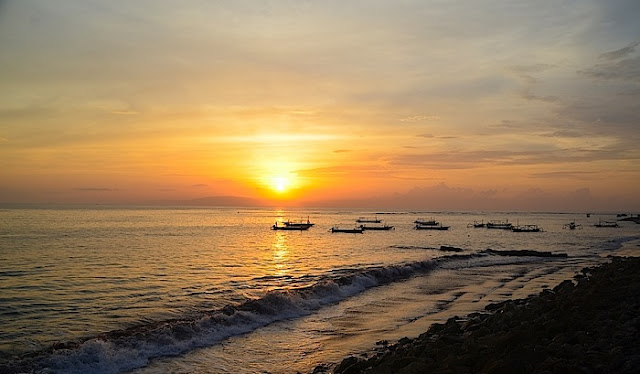 sunrice pantai sanur | Wonderful Indonesia