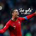 Sim, amigo, Cristiano Ronaldo é só gols