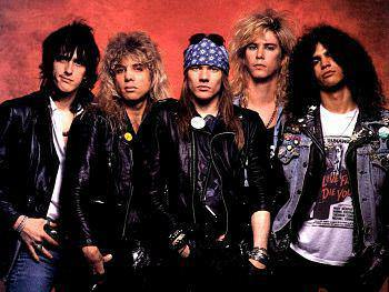 Guns N' Roses Best Full Album Track Song (RAR) TERLENGKAP